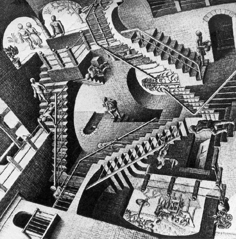 Sterenn Architecture - escalier