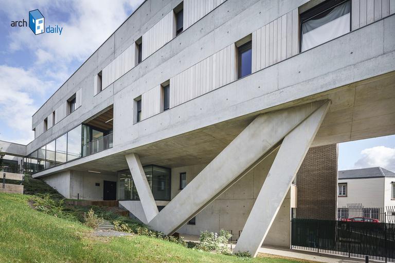 Sterenn Architecture - Archdaily-Hallates