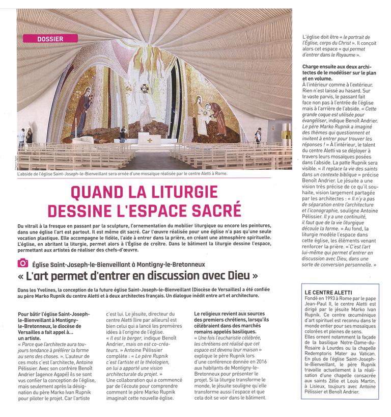 Sterenn Architecture - Publication Bâtisseurs/232