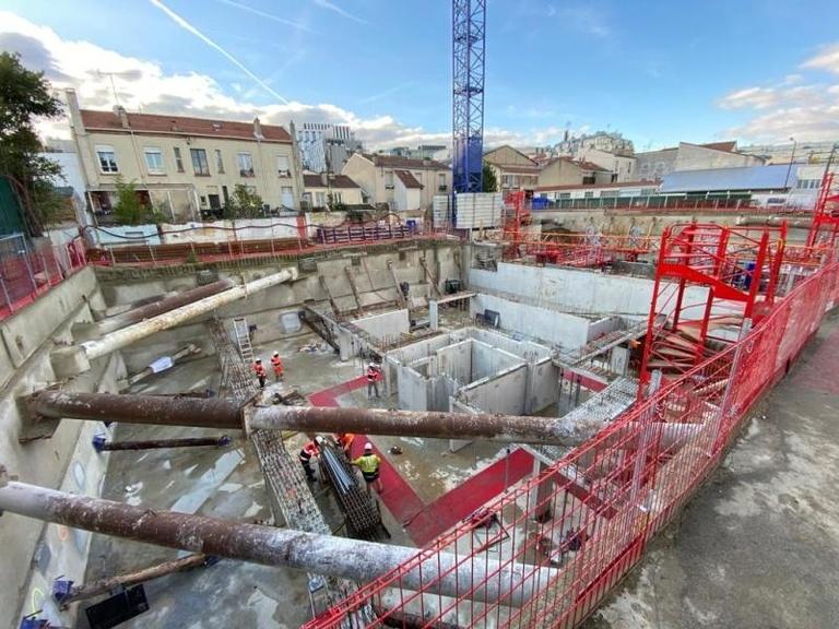 Sterenn Architecture - Le projet de Villejuif prend forme!