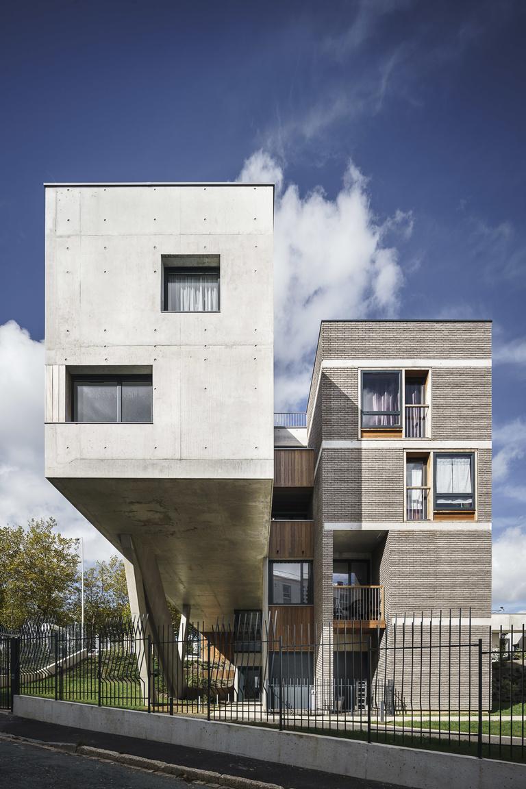 Sterenn Architecture - Résidence des Hallates
