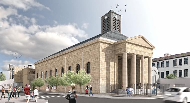 Sterenn Architecture - Eglise Saint-Pierre du Gros Caillou