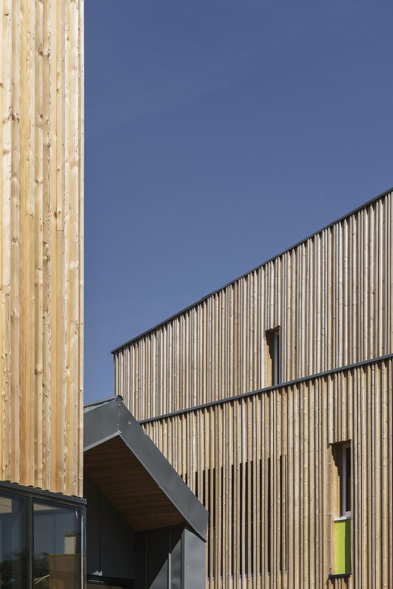 Sterenn Architecture - Espace Jean-Baptiste Denoville