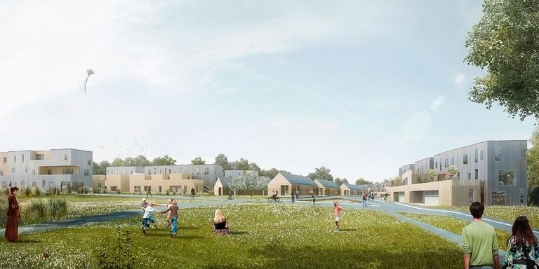Sterenn Architecture - Ecoquartier de Canteleu