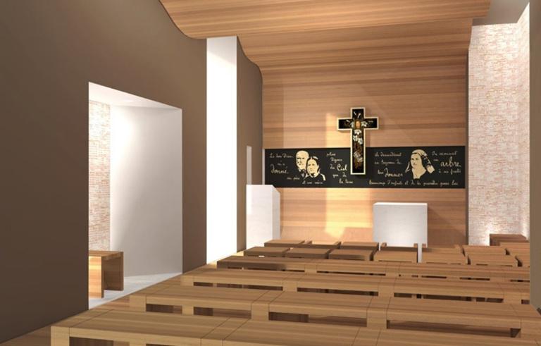 Sterenn Architecture - Basilique Notre Dame des Victoires
