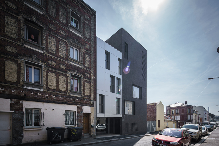 Sterenn Architecture - Résidence Alakaluf