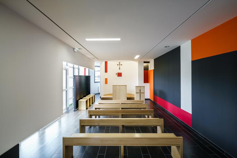 Sterenn Architecture - Chapelle Agnetz